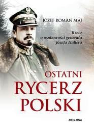 Ostatni rycerz Polski